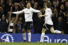 Spurs draw level with Utd after Everton win