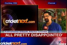Srikkanth disappointed at India's performance