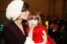 Suri Cruise is the best dressed celebrity child