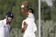 Talha ruled of Test series against England