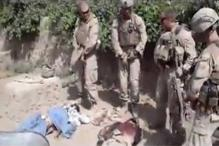 Marines urinating on dead Taliban identified