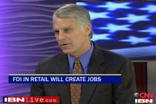 FDI in retail will create jobs: Timothy Roemer
