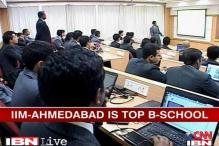 IIM-A best B-School in India: CNBC-TV18 survey