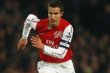 Aston Villa call for action on Van Persie elbow