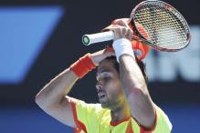 In pics: Australian Open, Day 1