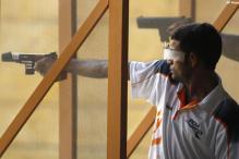 Vijay strikes gold at Asian Shooting C'ship