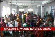 WB: 5 more infants die in Malda hospital