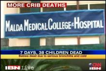 WB: 4 more kids die, toll reaches 38 in one week