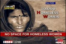 Delhi winter: Homeless women worst off