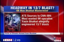 IM operative Bhatkal 13/7 blast mastermind: ATS