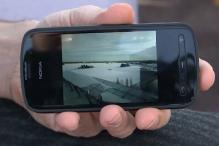 Record breaking:  The 41-megapixel 'Nokia 808 PureView'