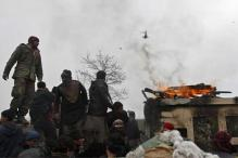 Afghans protest over reported Koran desecrations