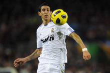 Di Maria to miss Madrid Champions League game