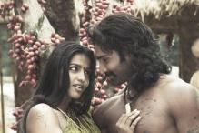 Aadhi and Dhansika in Tamil period film 'Aravaan'