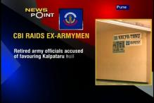 Pune: CBI files case against 2 retd Army officials