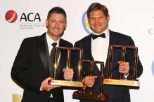 Clarke wins Australia's top cricketer award