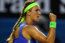 Azarenka's journey back from brink to No. 1