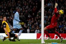 Manchester City ease past Blackburn 3-0