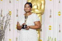 Oscars: Backstage interview with Octavia Spencer