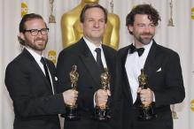Oscars: Backstage interview Visual Effects