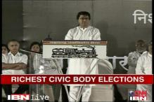 BMC polls: Raj Thackeray most preferred leader