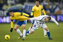 Brazil edge Bosnia 2-1 in friendly in Switzerland