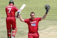 2nd T20: New Zealand beat Zimbabwe by 5 wickets