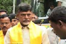 Naidu owns 320 acres of land in benami: TRS