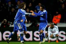 Late own goal earns Chelsea 1-1 draw at Swansea