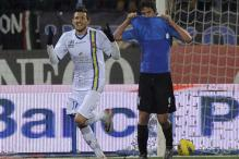 Chievo beat struggling Novara 2-1 in Serie A