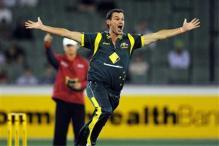 India crushed in tri-series opener