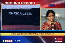 Italian ship crew to be in police custody soon