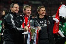 Dalglish ends Liverpool's six-year trophy drought