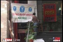 Nationwide strike hits normal life in Delhi
