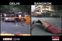 Bangkok blasts linked to Delhi car blast?