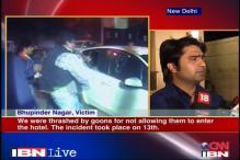 Delhi man brutally thrashed on road; 8 arrested
