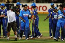 India snatch last-ball tie against Sri Lanka