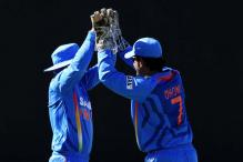 Team manager denies Dhoni-Sehwag rift