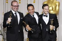 Oscars: Onstage speech for Documentary (Feature)