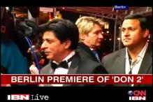 SRK turns up late for Berlin premiere of 'Don 2'