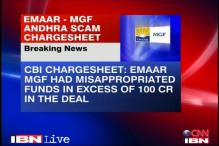Emaar-MGF chargesheet spells trouble for Jagan?