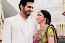 Pre-monsoon wedding for Esha Deol and Bharat