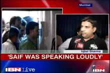 Saif brawl case: will pursue the matter, says victim