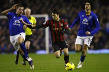 Ex-Utd player earns Everton 1-0 win over Man City