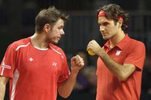 No rift with Wawrinka, clarifies Federer