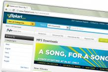 Flipkart launches Flyte MP3 download store