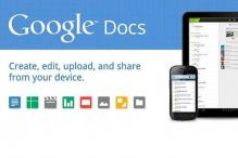Google Docs for Android now supports real-time collaboration