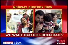 Norway NRI case: Envoy visit is reassuring, say grandparents