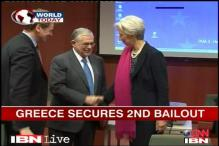 Eurozone seals a second bailout for Greece