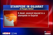 Junagarh: 6 die in Mahashivratri fair stampede